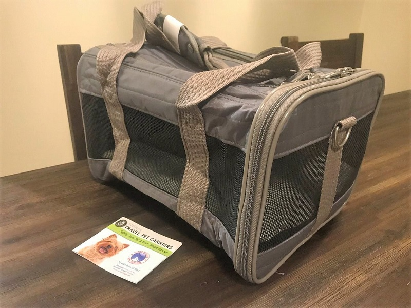 402deda4e Bolsa de transporte para cães e gatos 3x mais barato - Pet Shop ...